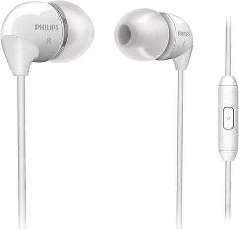 Philips SHE3595WT/00 Kulakiçi Mikrofonlu Kulaklık Renkli
